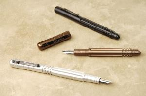 Get the point? Aside from their practical value, tactical pens are also highly collectible! (Photo by Wacky Gochoco)