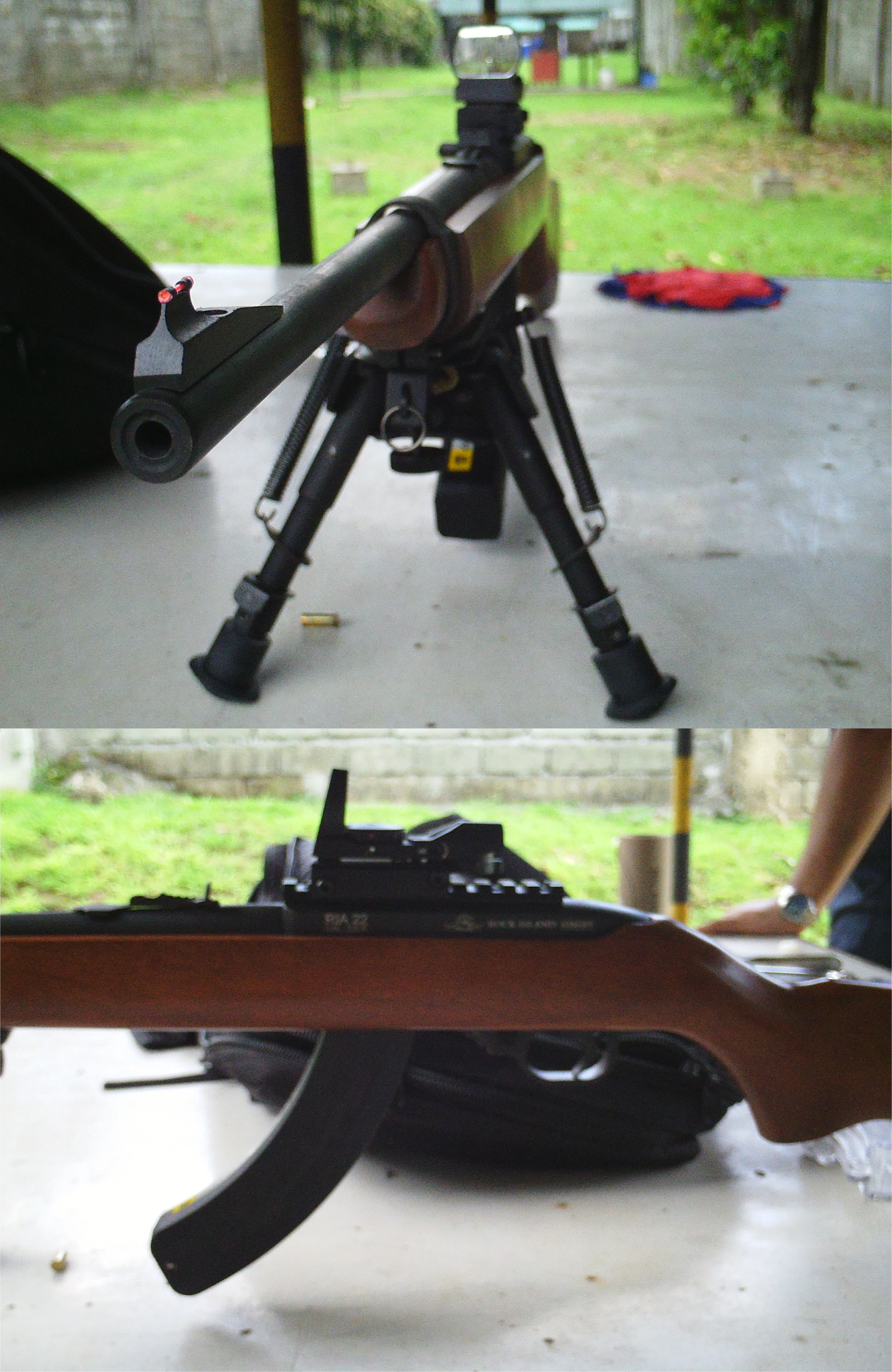 Armscor M22: More than just a 10/22 clone – Home Defense Journal