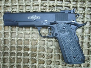 Perfect 10: Armscor's line of 1911's now includes the powerful 10mm Auto.