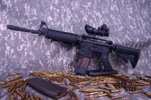 PVAR carbine