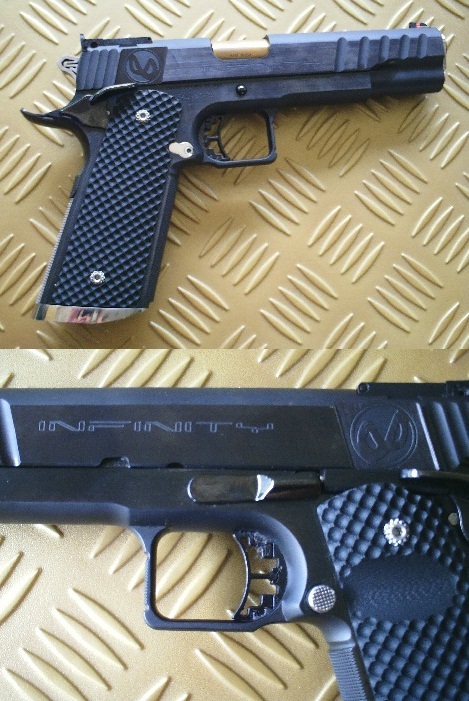 SVI Guns Infinity: Bang & Bling Rolled Into One – Home