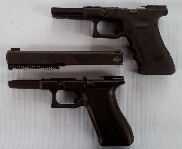 Armscor  22TCM 9R Conversion Kit for the Glock: A Phil-Austrian