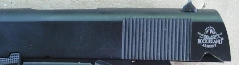 GI .45 header