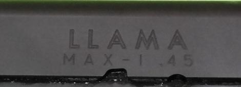 Llama header
